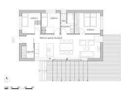 small modern house plans one art exhibition story single floor 2 bedroom