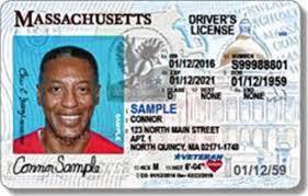In Massachusetts Licenses More Secure Driver's