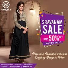 Nakshatra Designer Wear