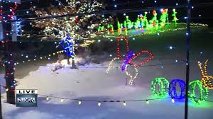 Wps Garden Of Lights Wps Garden Of Lights One News Page Video