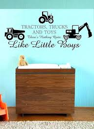 Tractor Themed Bedroom New Decorating