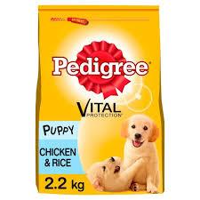 Pedigree Dry Complete Puppy Chicken Rice 2 2kg