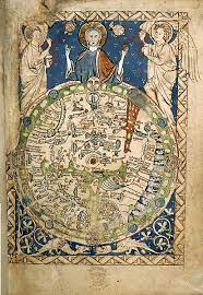 Archivo:Psalter World Map, c.1265.jpg - Wikipedia, la enciclopedia libre