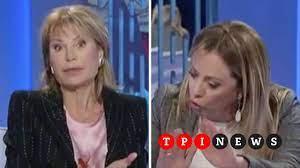 Nuovo scontro tra Lilli Gruber e Giorgia Meloni a Otto e mezzo
