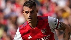 Granit Xhaka: Arsenal midfielder says ...