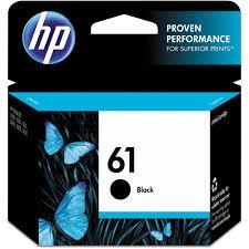 hp 61 black ink cartridge