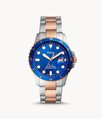 <b>Mens</b> Blue <b>Sport Watch</b> | Fossil.com