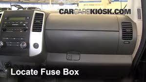 interior fuse box location 2005 2015 nissan xterra 2011 nissan interior fuse box location 2005 2015 nissan xterra