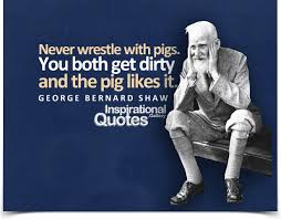 George Bernard Shaw Quotes Awesome George Bernard Shaw Quotes InspirationalQuotesGallery