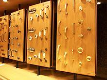 kitchen cabinet hardware displayed in a store in 2009 cabinet hardware gt cabinet pulls