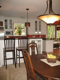 Lighting Above Kitchen Table Height Of Pendant Light Over Kitchen Table Best Kitchen Ideas 2017