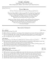 Sample Of Rn Resumes Sample Rn Resume New Grad Nursing Example Graduate Nurse Beautiful