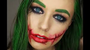 heath ledgers the joker female version make up 31 days of you