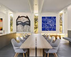 modern dining room pictures free. inspiration for a large modern gray floor kitchen/dining room combo remodel in new york dining pictures free f