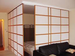 Japanese shoji doors Room Divider Image Of Japanese Shoji Screen Sliding Door The Home Depot How To Build Japanese Sliding Doors Classy Door Design