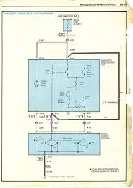 windshield wiper wiring diagram gbodyforum 78 88 general here ya go these and more at buracing com wiring html