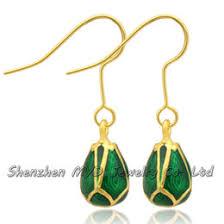 EnamElEd Earrings Online Shopping   Handmade Woman Fashion Jewelry Lovely  Colorful Earrings For Girls Easter Egg