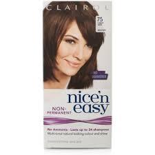 Nice N Easy Light Ash Brown Non Permanent Clairol Nice N Easy Hair Color Haircolor Clairol Hair