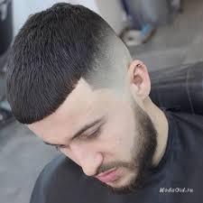 حلاقة الشعر للرجال مع المعابد حلق