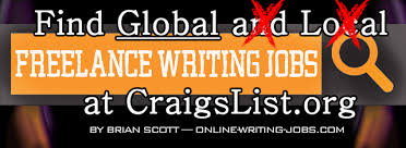 search for all lance writing jobs at craigslist org online search for all lance writing jobs at craigslist org