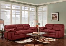 affordable furniture sensations red brick sofa. Affordable Furniture Sensations Red Brick Sofa N
