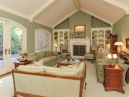 Living Room Furniture Indianapolis Traditional Living Room With Exposed Beam Cathedral Ceiling In