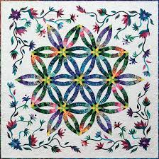 Wedding Quilt Patterns Stunning Judy Niemeyer Diamond Wedding Ring Quilt Pattern Pattern Pattern