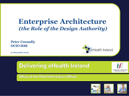 Enterprise Architecture The Role Of The Design Authority