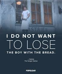 Hunger Games Quotes Delectable Katniss The Hunger Games Quotes POPSUGAR Love Sex Photo 48