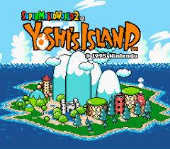super mario world 2 yoshi s island
