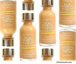 l oreal true match super blendable makeup spf 17 tips
