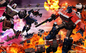 50 clic transformers wallpaper on