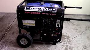 duromax xpe generator review and operation