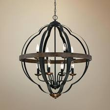 franklin iron works chandelier amber scroll 35 1 2 wide manchester 28 bennington collection 5 light