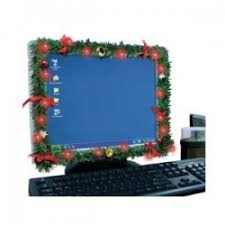 decorating your office for christmas. Decorate Your Computer Screen: Decorating Office For Christmas