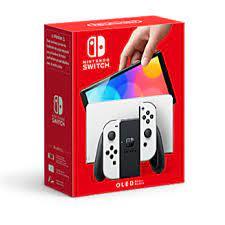 Nintendo Switch OLED Konsole Weiß