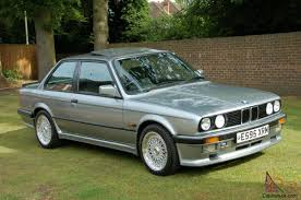 Stunning 1987 BMW E30 325i Sport M Technic 1 Very Low Mileage With ...