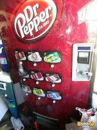 Dr Pepper Vending Machine For Sale Magnificent Dr Pepper Front Electronic Soda Vending Machine Used Coke Machine
