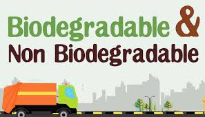 Biodegradable And Non Biodegradable Biology For Kids Mocomi