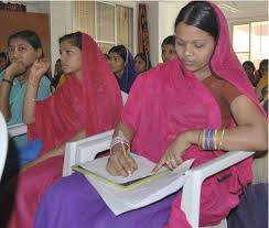 education is the only way to empower women in n youth