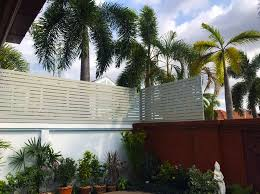 cool garden screens and fences in