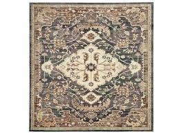 10 ft round rug ft round rug home decorators collection blue beige 7 ft 6 in