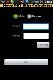 Navy Prt Bike Calculator 1 0 0 Free Download