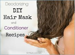diy hair mask mask and conditioner