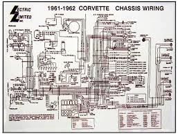 1961 1962 diagram electrical wiring davies corvette parts corvette diagram electrical wiring