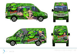 Design Extreme Ltd Elegant Playful Car Wrap Design For Team Extreme Aust
