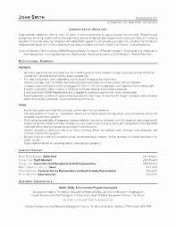 Administrative Assistant Objective Resume Stunning Example Of Administrative Assistant Resume College Graduate Resume