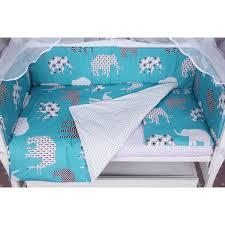 Комплект <b>постельного белья AmaroBaby Baby</b> Boom Слоники в ...