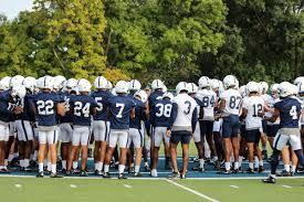 2017 Penn State Football Depth Chart