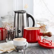 breville hot chocolate and milk frother scroll to next item